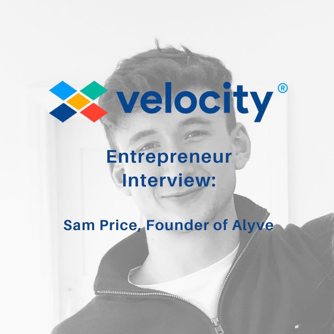 Entrepreneur Interview - Sam Price