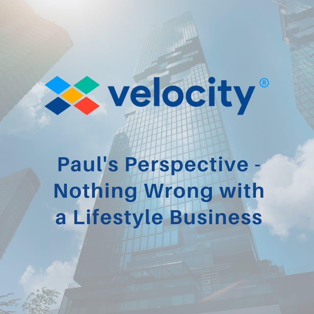 Lifestyle Business | Bluebox Velocity