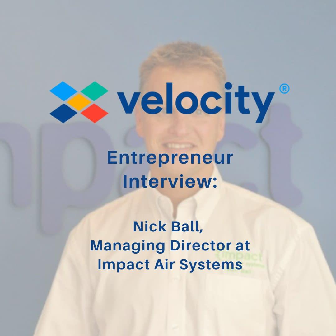 Managing Director - Nick Ball